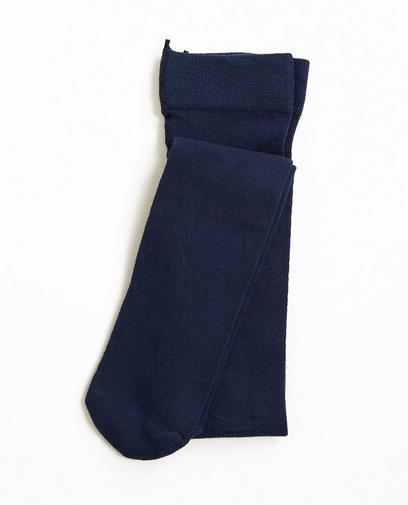 Marineblauwe kousenbroek